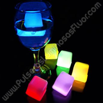 Cubitos Luminosos (24 uds)