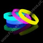 Pulseras Luminosas Triple (33 uds)