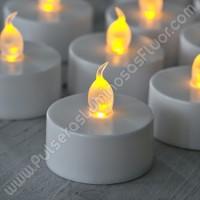 Velas Fluorescentes (1 ud)