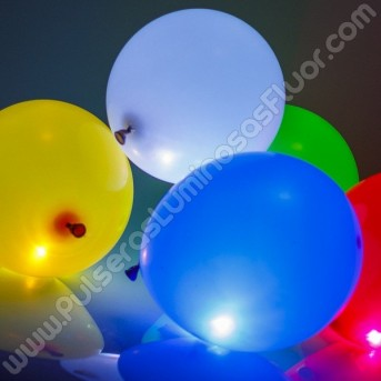 Globos Luminosos Led (5 uds)