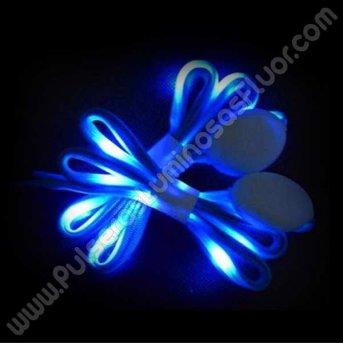 Cordones con Luz