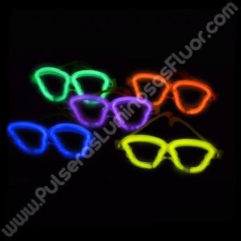 Gafas Luminosas Calavera (50 uds)