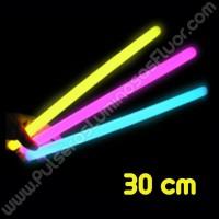 Barrita Luminosa 30 cm (25 uds)