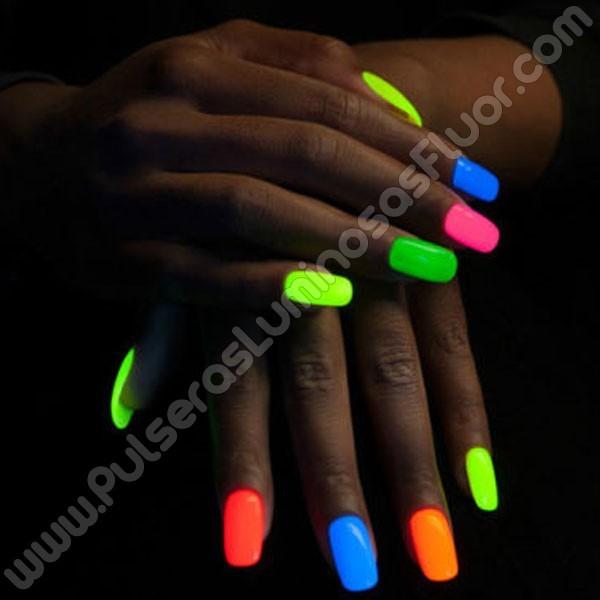 Comprar Pinta Uñas Fluorescente