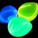 Pulseras fluorescentes para decoración y juegos luminosos