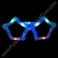 Gafas Led Estrella
