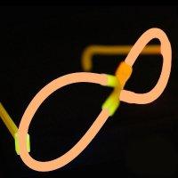 Gafas Luminosas Fluor en X (50 unidades)