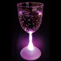 Copa de Luz Led para Vino