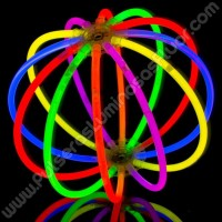 Esferas Luminosas Unicolor