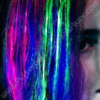 Máscara Pestañas Pelo Fluorescente