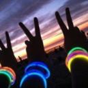 Pulseras Fluorescentes, un complemento perfecto
